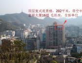 乐昌市坪石镇富祥大厦二手房,复式结构202平米毛坯房58万出售