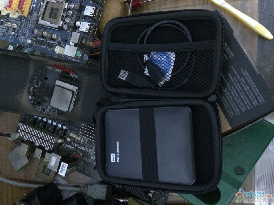 1000G 3.0 USB移动硬盘